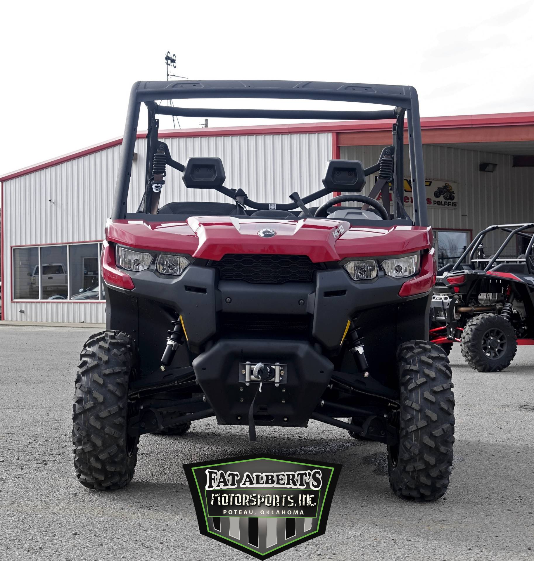 2017 Can-Am Defender XT HD10 in Poteau, Oklahoma