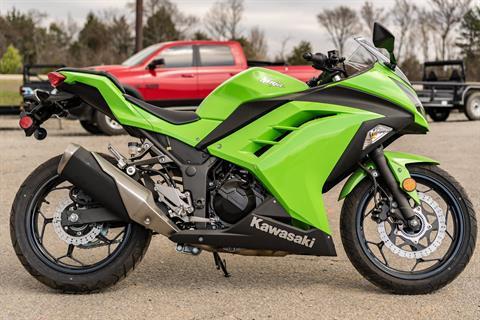 2015 Kawasaki Ninja® 300 ABS in Poteau, Oklahoma