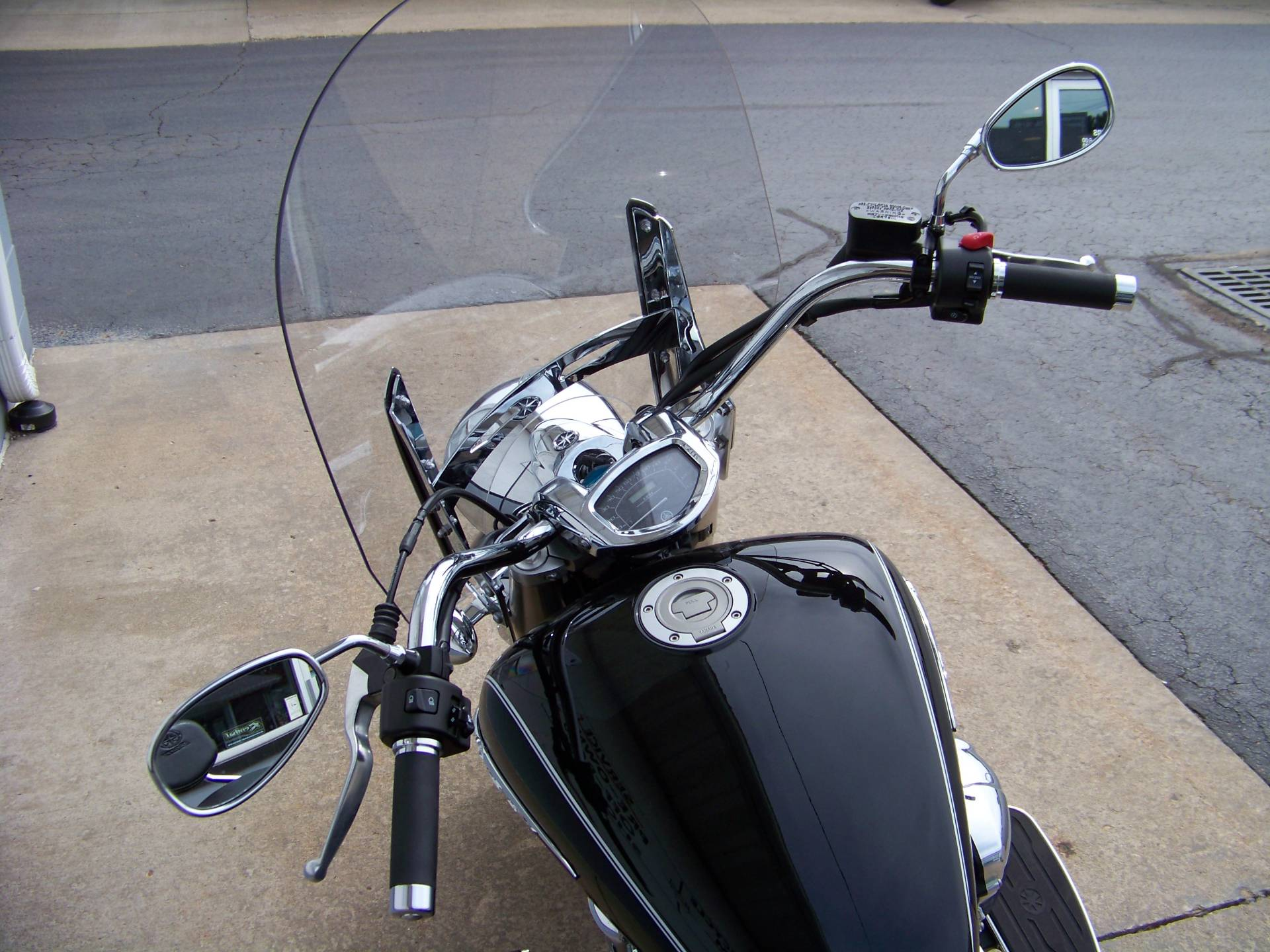 2014 Yamaha V Star 1300 Tourer in Mount Vernon, Ohio