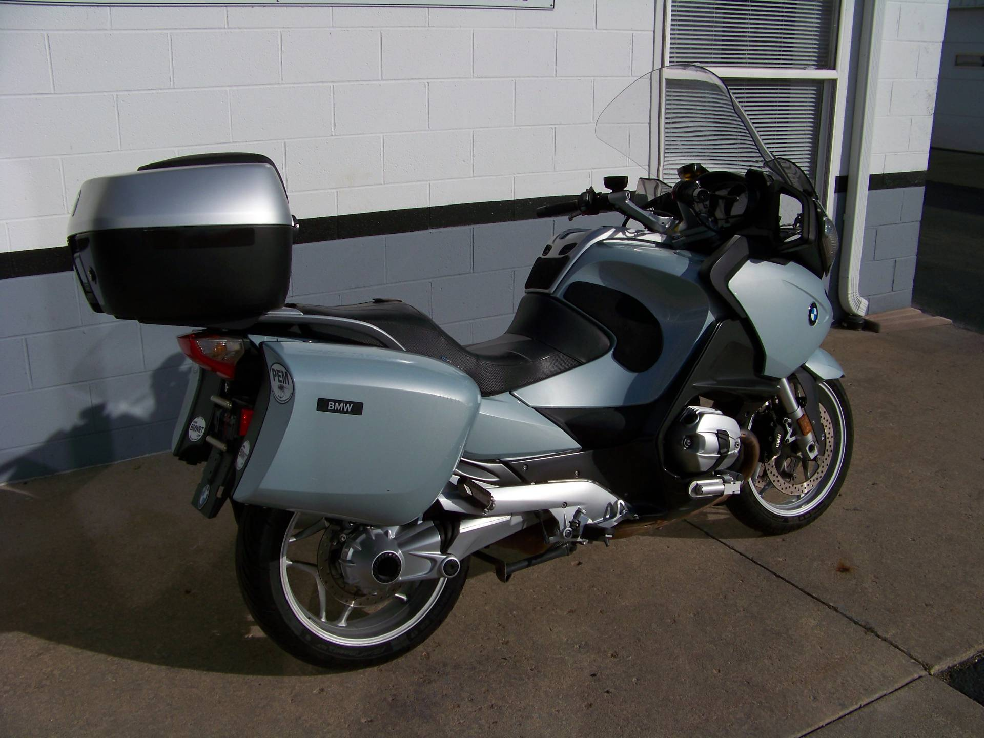 2011 BMW R 1200 RT in Mount Vernon, Ohio