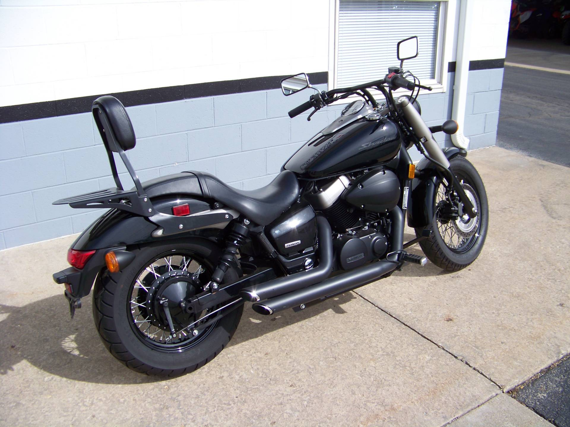 2011 Honda Shadow Phantom 2