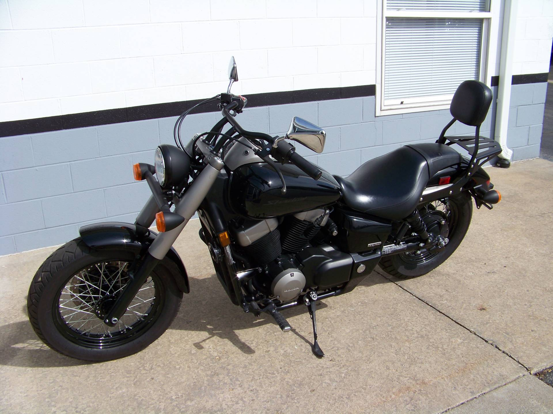 2011 Honda Shadow Phantom 5