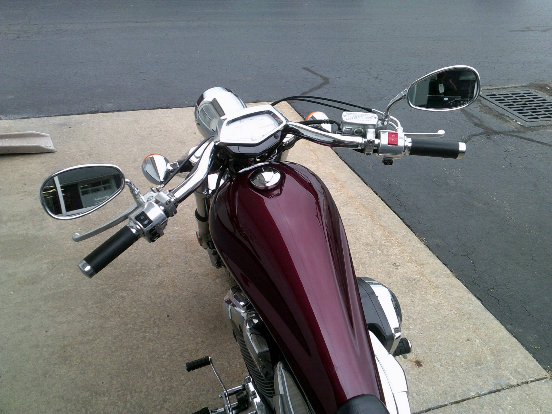 2010 Honda Fury™ in Mount Vernon, Ohio