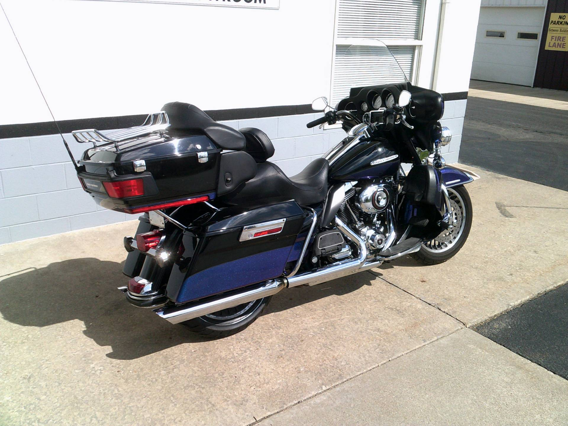2010 Harley-Davidson Electra Glide® Ultra Limited in Mount Vernon, Ohio
