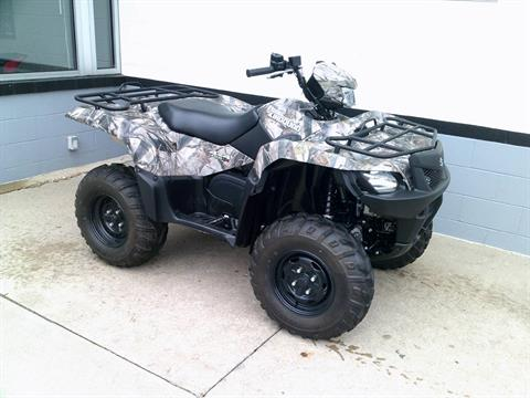 2013 Suzuki KingQuad® 750AXi Camo in Mount Vernon, Ohio