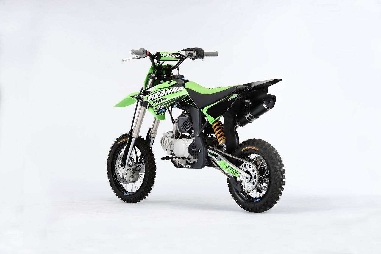 2018 Piranha Pit Bikes P140RE in Mount Vernon, Ohio