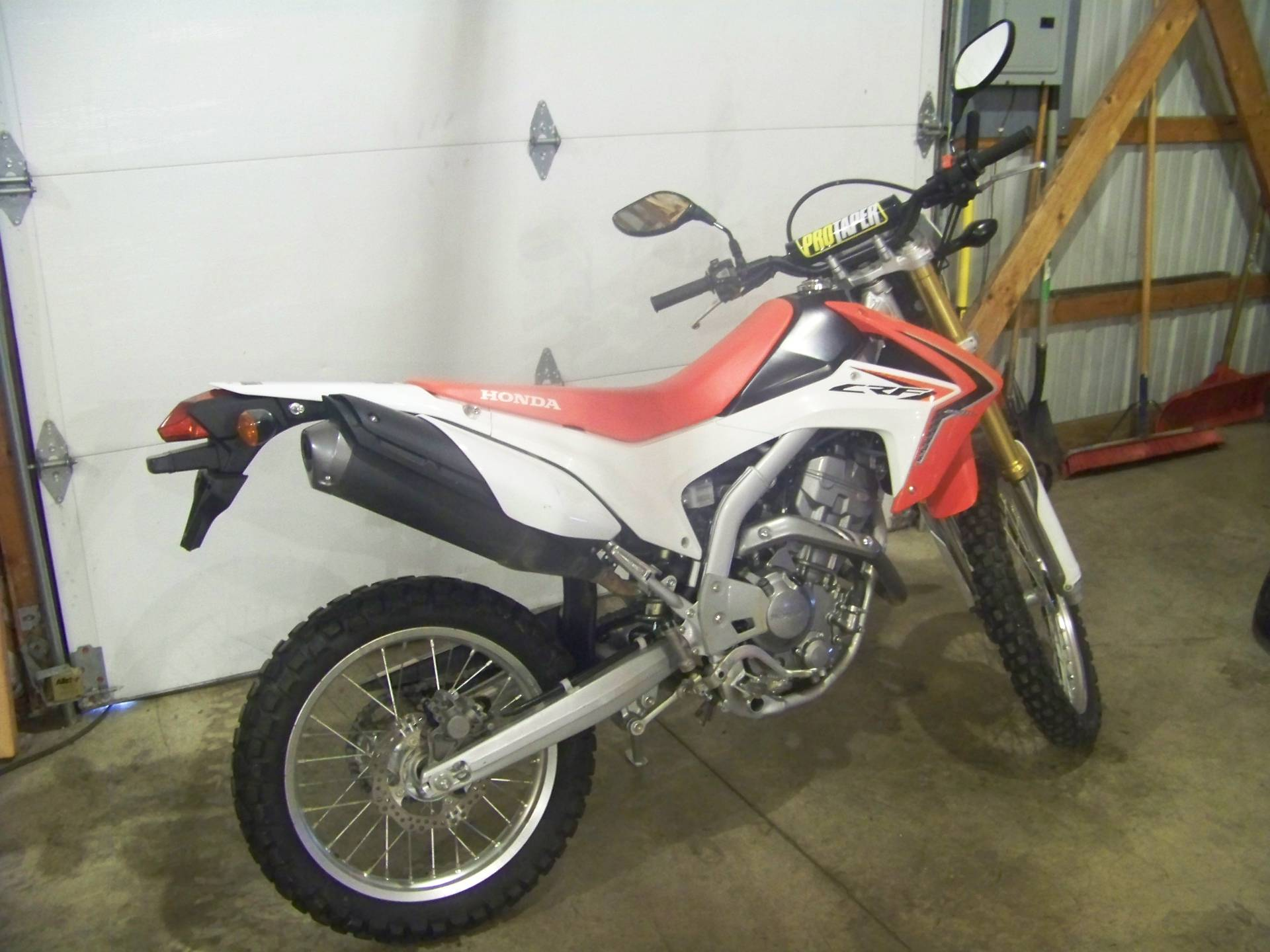 2014 Honda CRF®250L in Mount Vernon, Ohio