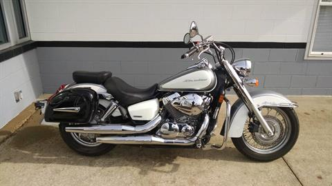 2014 Honda Shadow Aero® in Mount Vernon, Ohio
