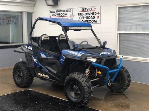 2016 Polaris RZR S 900 EPS in Mount Vernon, Ohio
