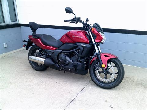 2014 Honda CTX®700N in Mount Vernon, Ohio