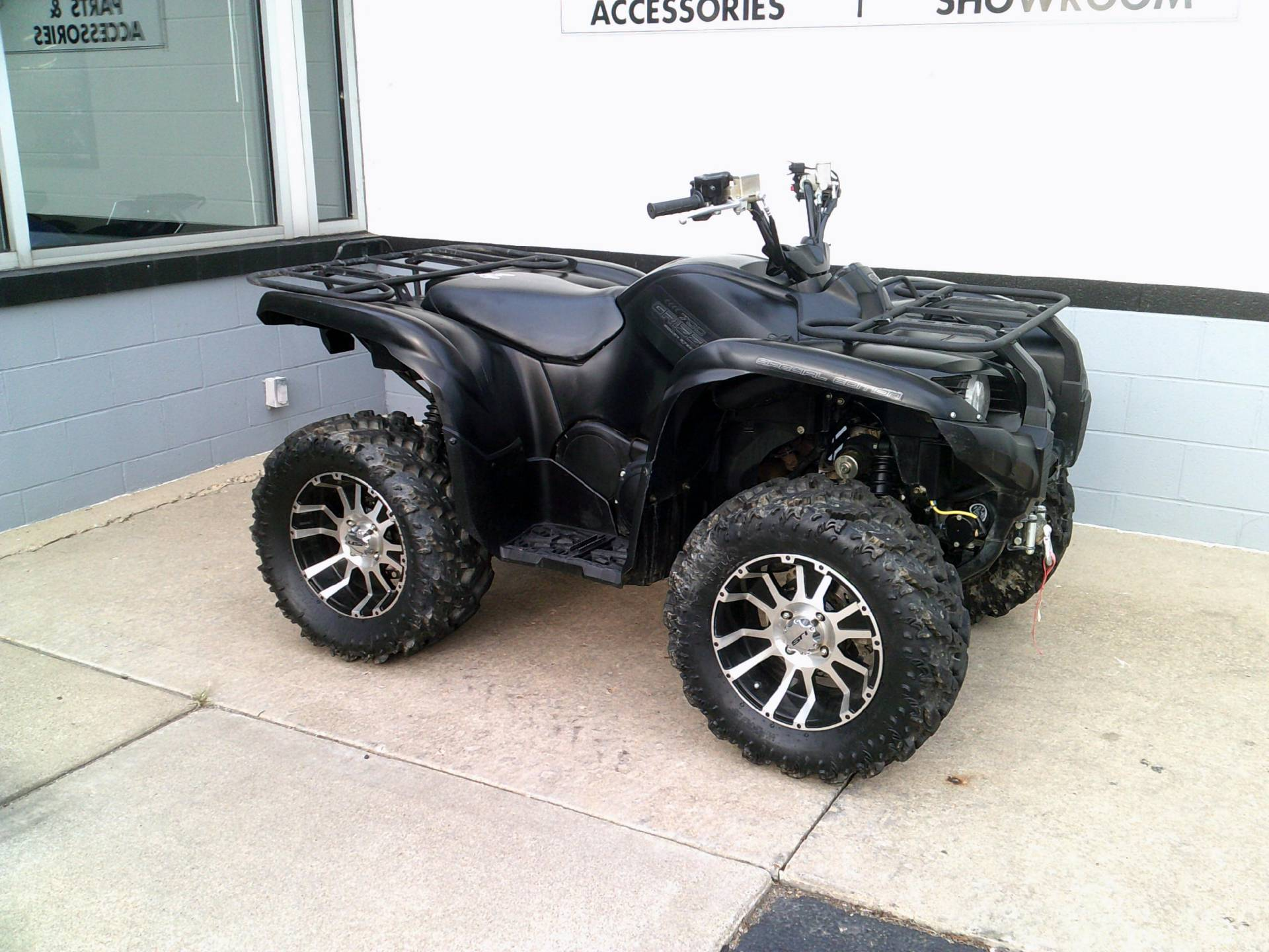 Best Deal On A Yamaha Grizzly