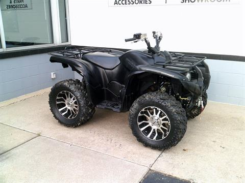 2013 Yamaha Grizzly 700 FI Auto. 4x4 EPS Special Edition in Mount Vernon, Ohio