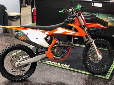 2018 KTM 250 SX-F in Mount Vernon, Ohio