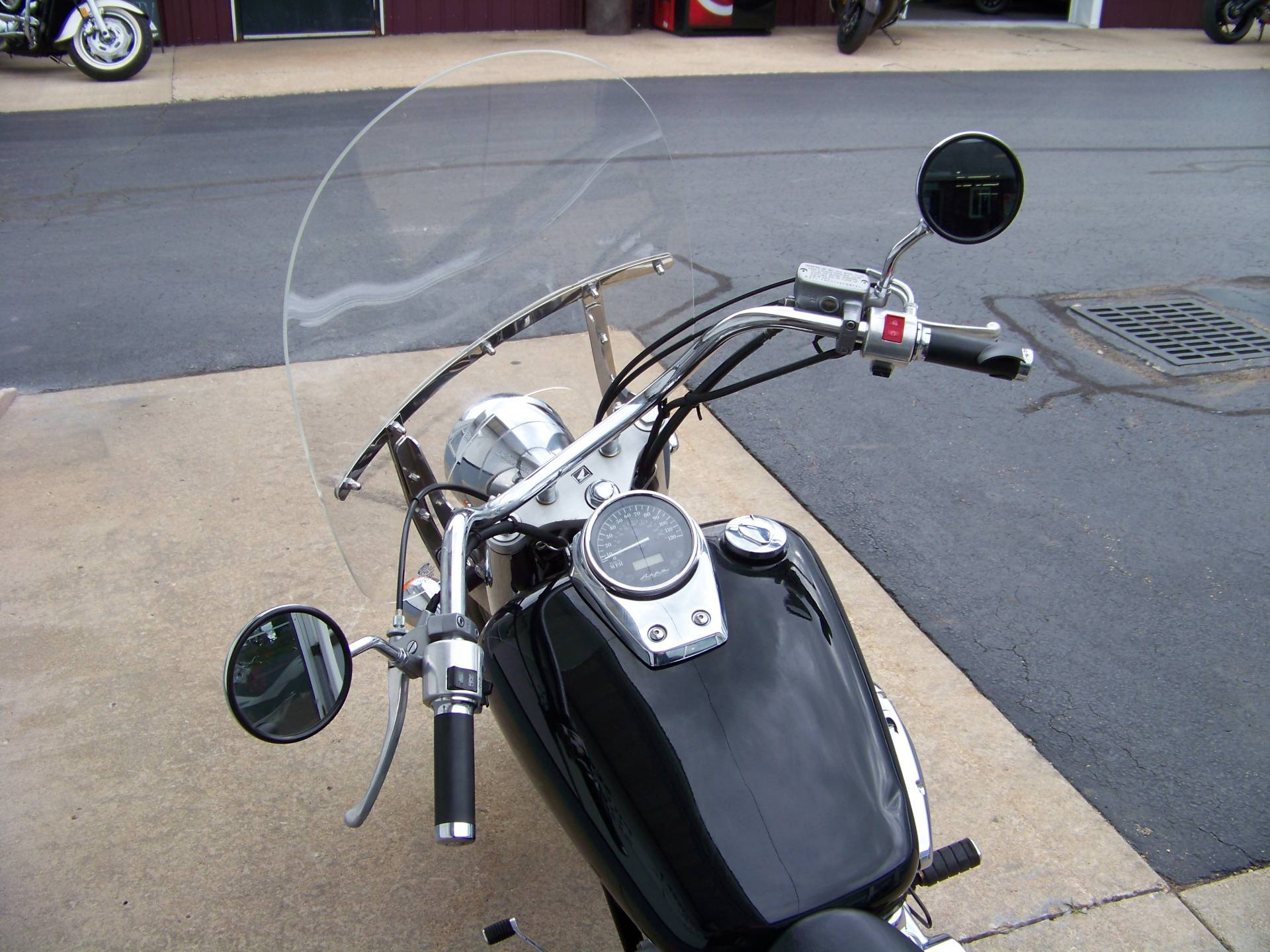 2006 Honda Shadow Aero® in Mount Vernon, Ohio