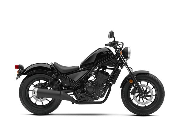2017 Honda Rebel 300 in Mount Vernon, Ohio