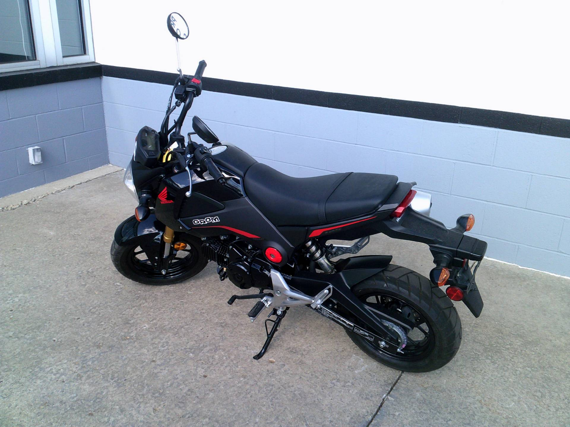 2015 Honda Grom® in Mount Vernon, Ohio