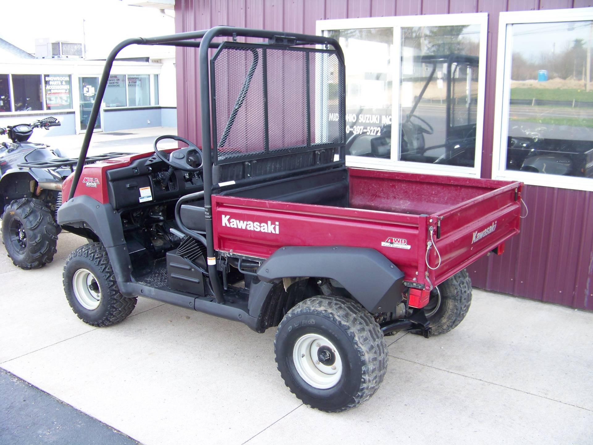 2012 Kawasaki Mule™ 4010 4x4 in Mount Vernon, Ohio