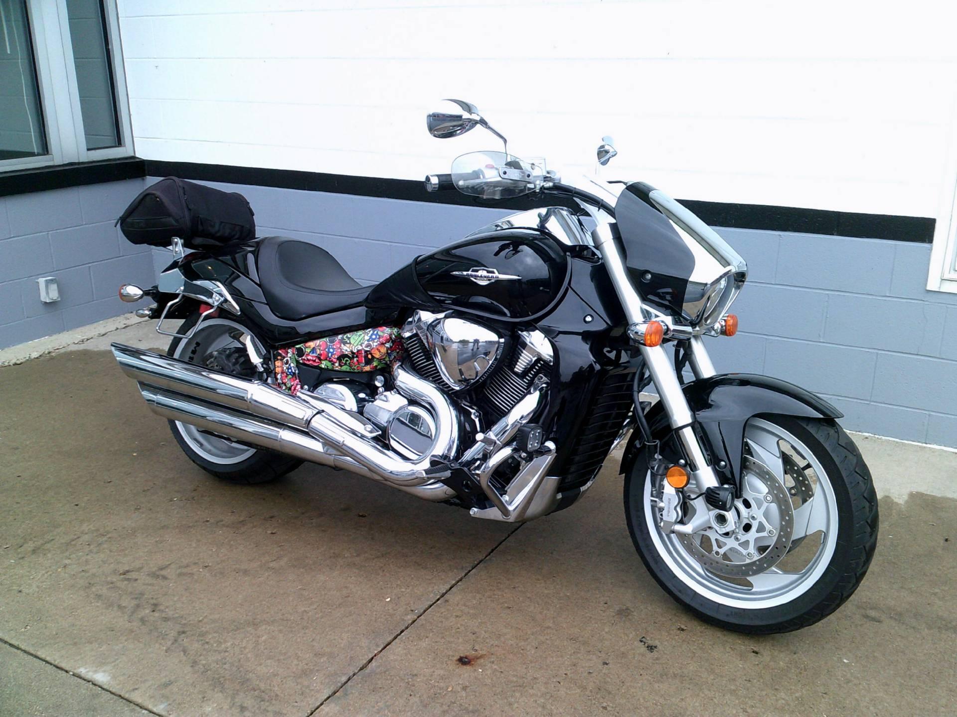 2012 Suzuki Boulevard M109r For Sale Mount Vernon Oh 62902