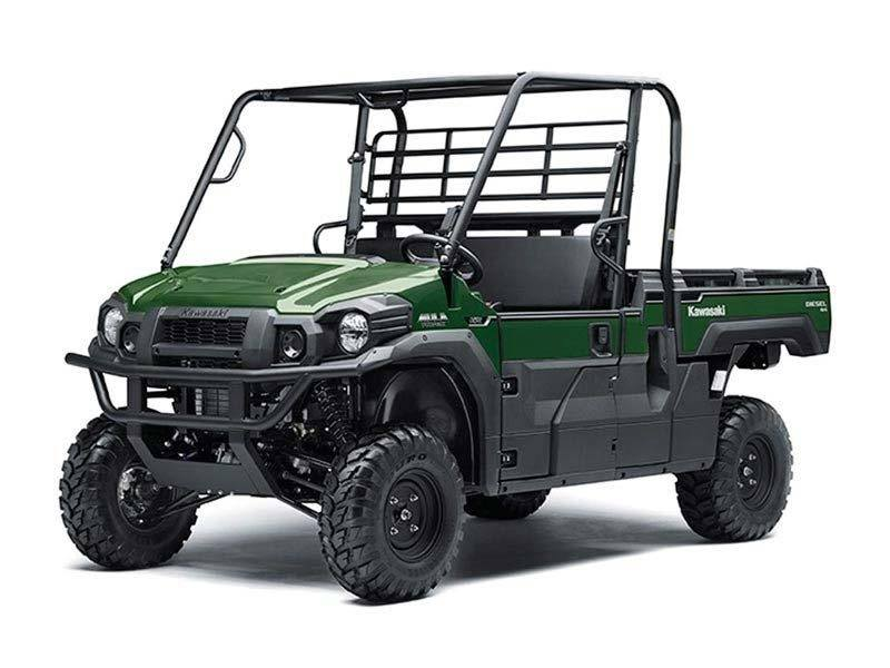 2016 Kawasaki Mule Pro-DX EPS Diesel in Mount Vernon, Ohio
