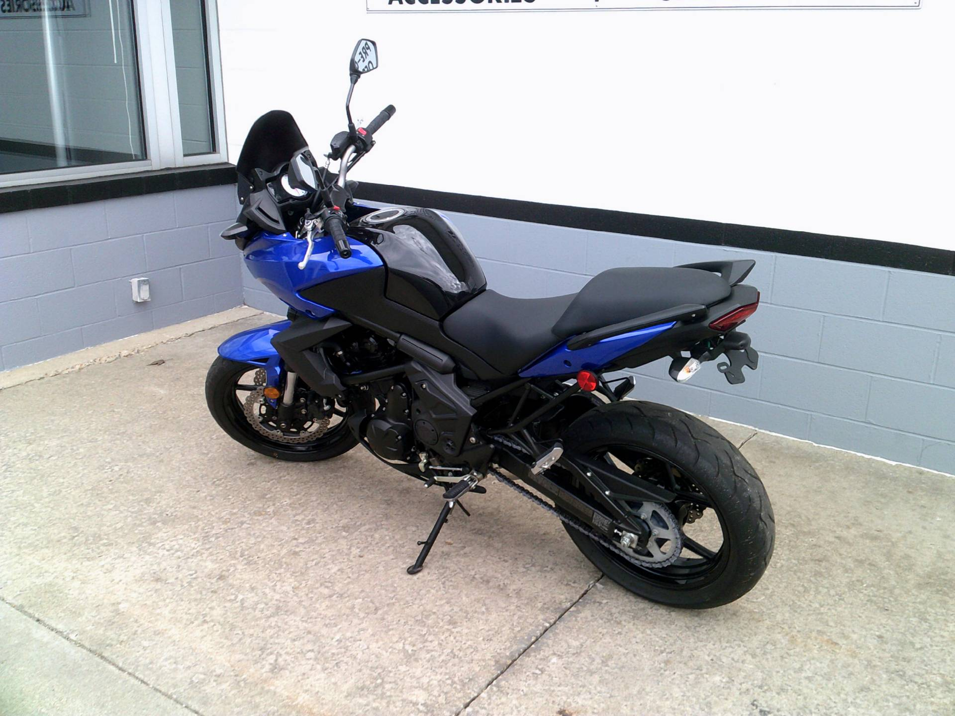 2013 Kawasaki Versys® in Mount Vernon, Ohio