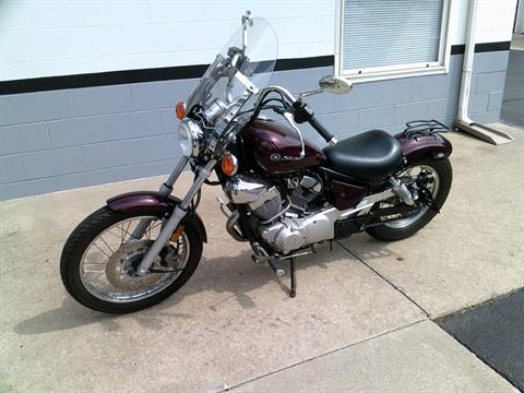 2009 Yamaha V Star 250 in Mount Vernon, Ohio