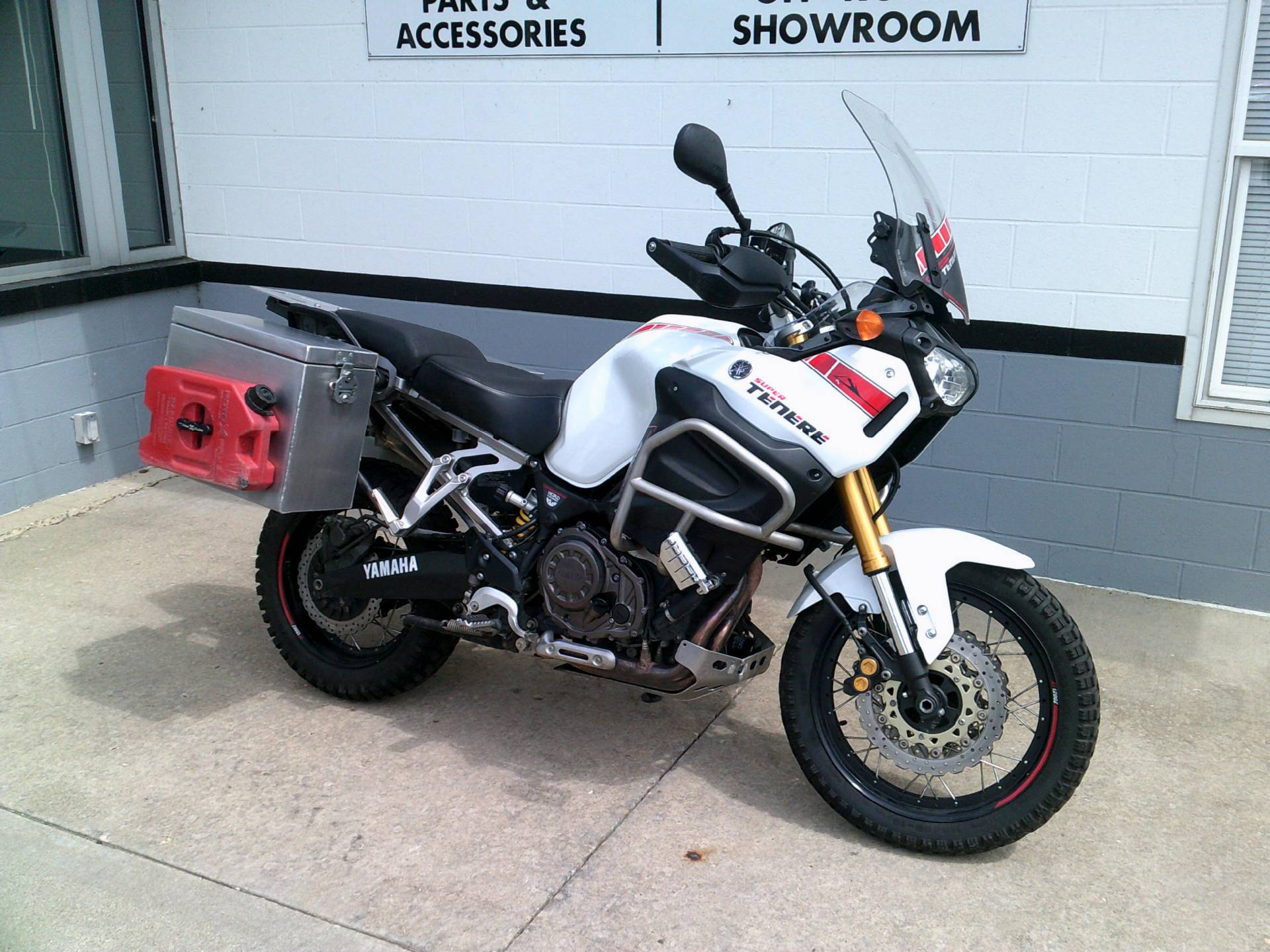 2013 Yamaha Super Ténéré  in Mount Vernon, Ohio