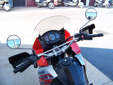 2011 Kawasaki KLR™650 in Mount Vernon, Ohio