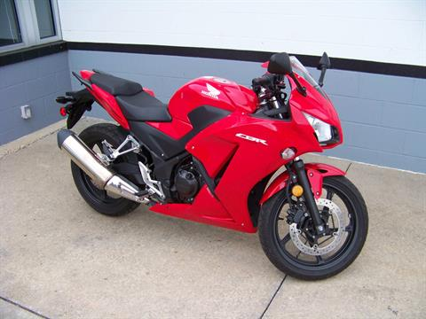 2015 Honda CBR®300R in Mount Vernon, Ohio