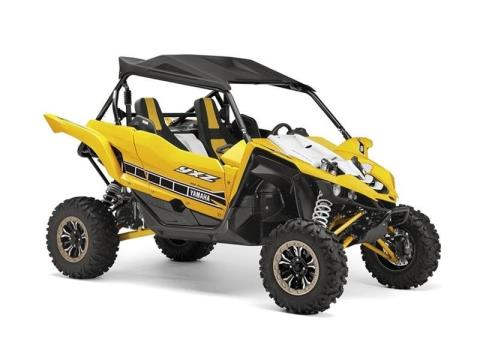 2016 Yamaha YXZ1000R SE in Mount Vernon, Ohio