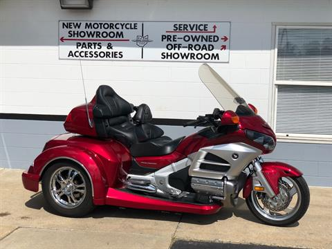 2012 Honda Gold Wing® in Mount Vernon, Ohio