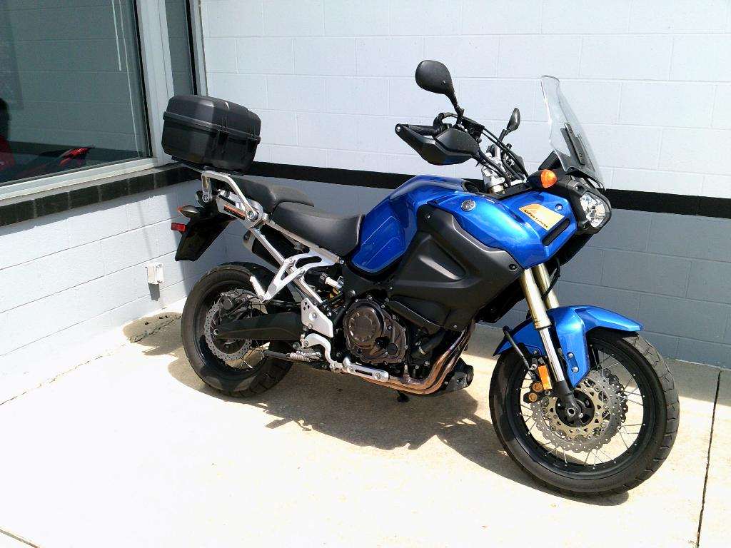 2012 Yamaha Super Ténéré in Mount Vernon, Ohio
