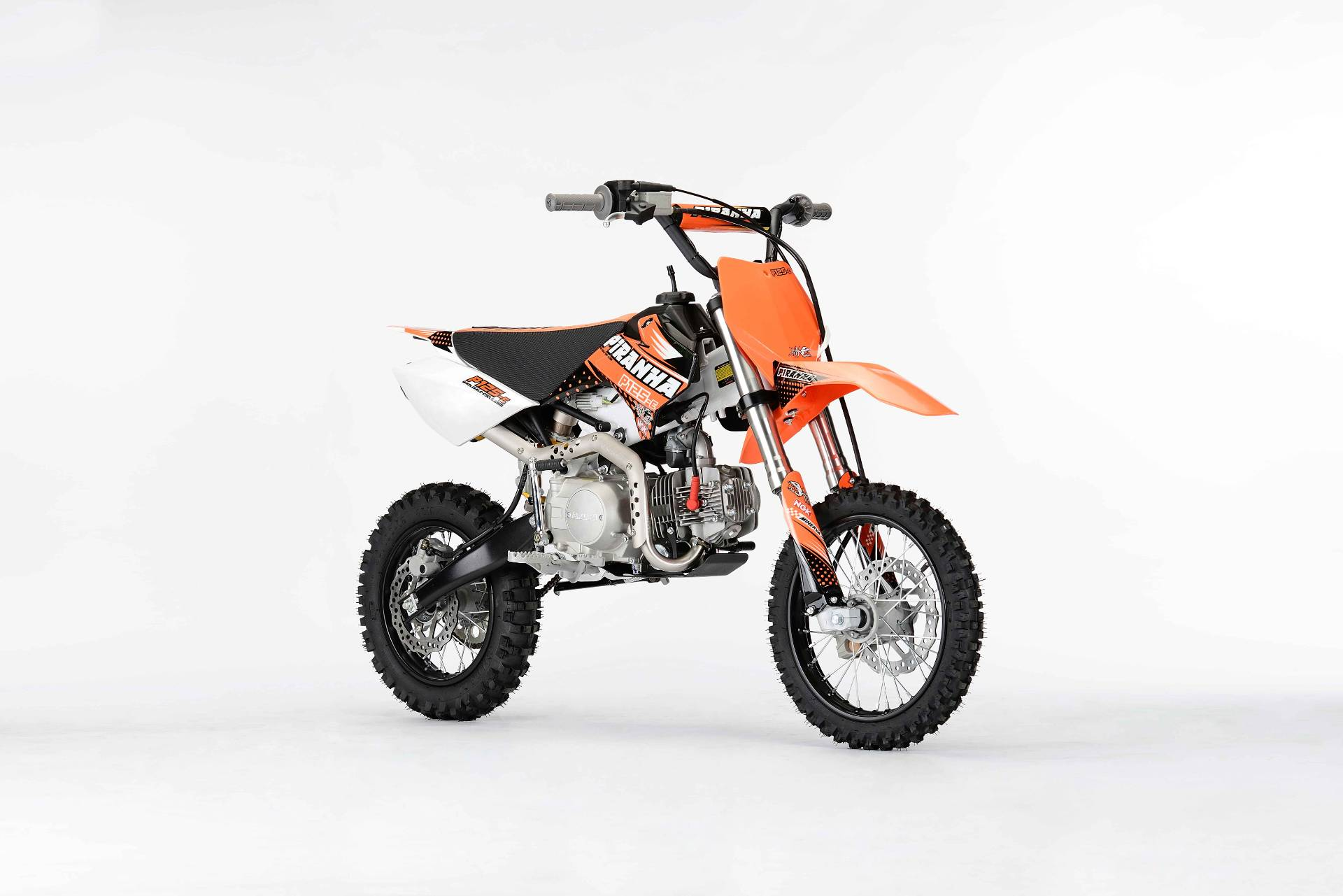 2018 Piranha Pit Bikes Piranha P125-E in Mount Vernon, Ohio