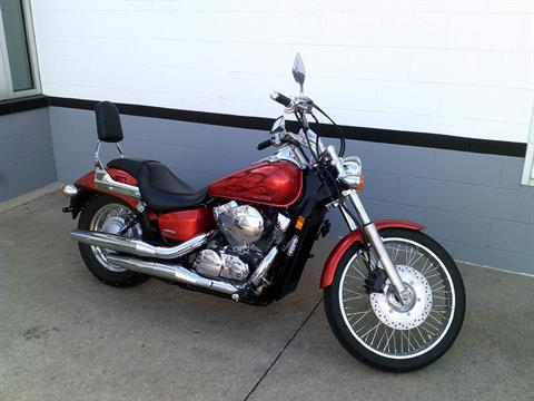 2012 Honda Shadow® Spirit 750 in Mount Vernon, Ohio