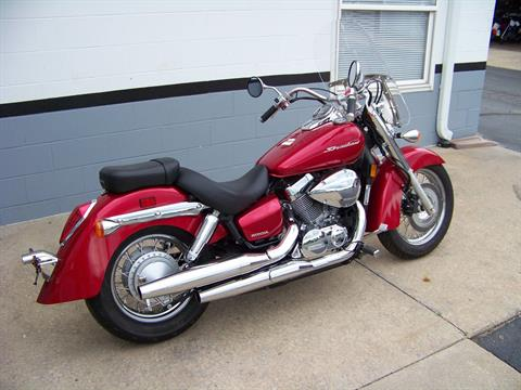 2015 Honda Shadow Aero® in Mount Vernon, Ohio