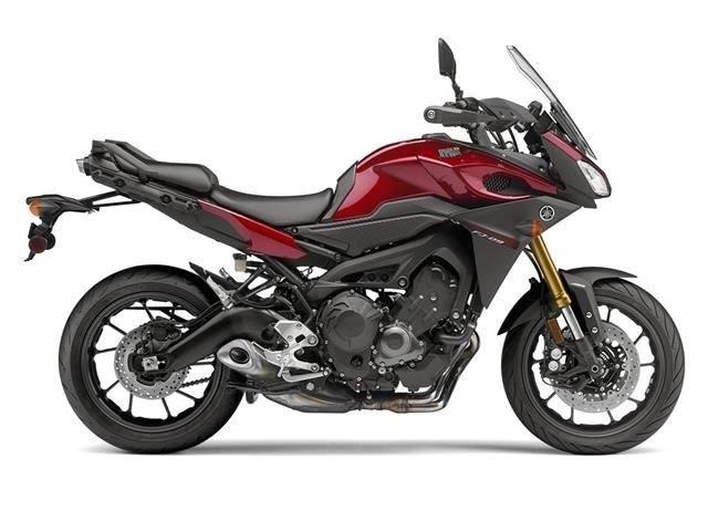 2015 Yamaha FJ-09 1