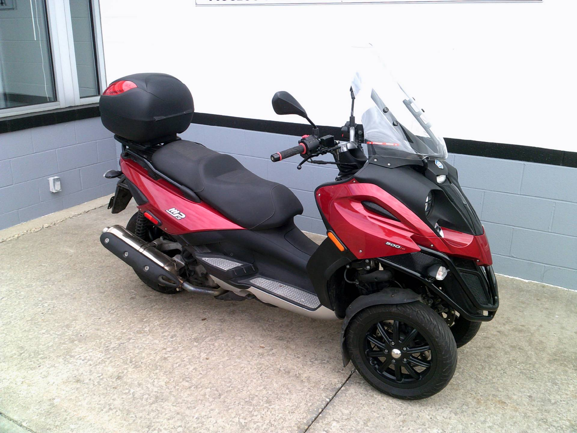 Used 2009 Piaggio MP3 500 Scooters in Mid Ohio located in Mount ...
