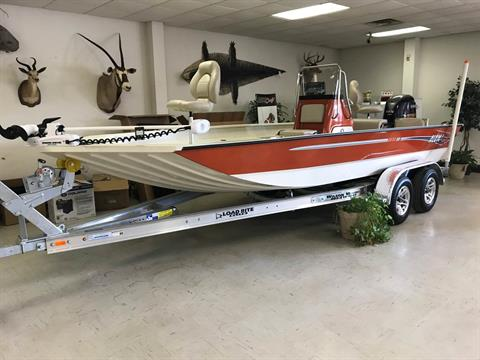 2017 Alumacraft MV 2072 AW Bay in Newberry, South Carolina