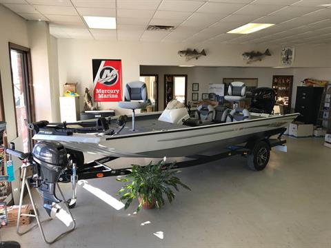 2017 Alumacraft Pro 185 in Newberry, South Carolina