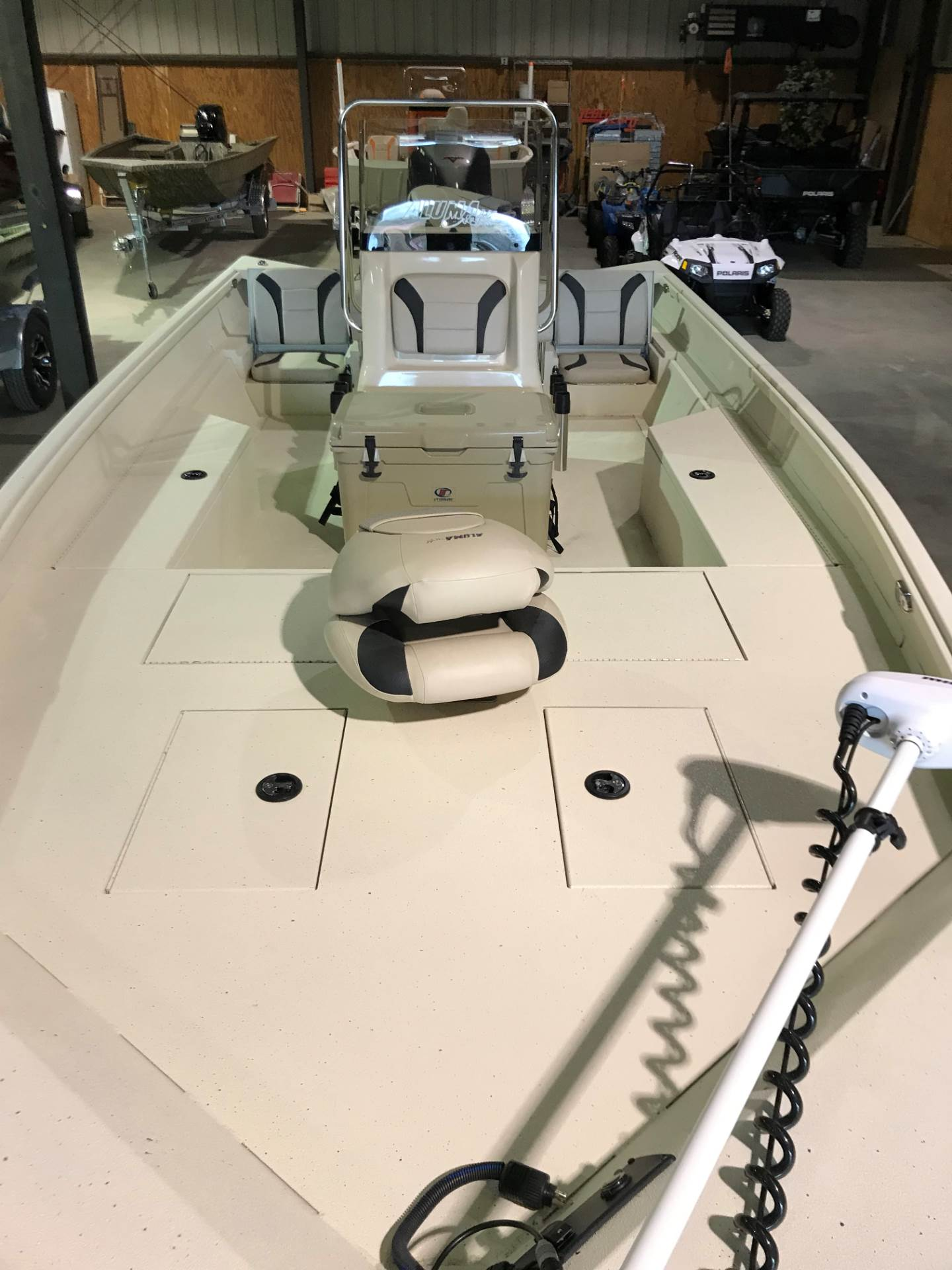 2018 Alumacraft MV 2072 AW Bay in Newberry, South Carolina