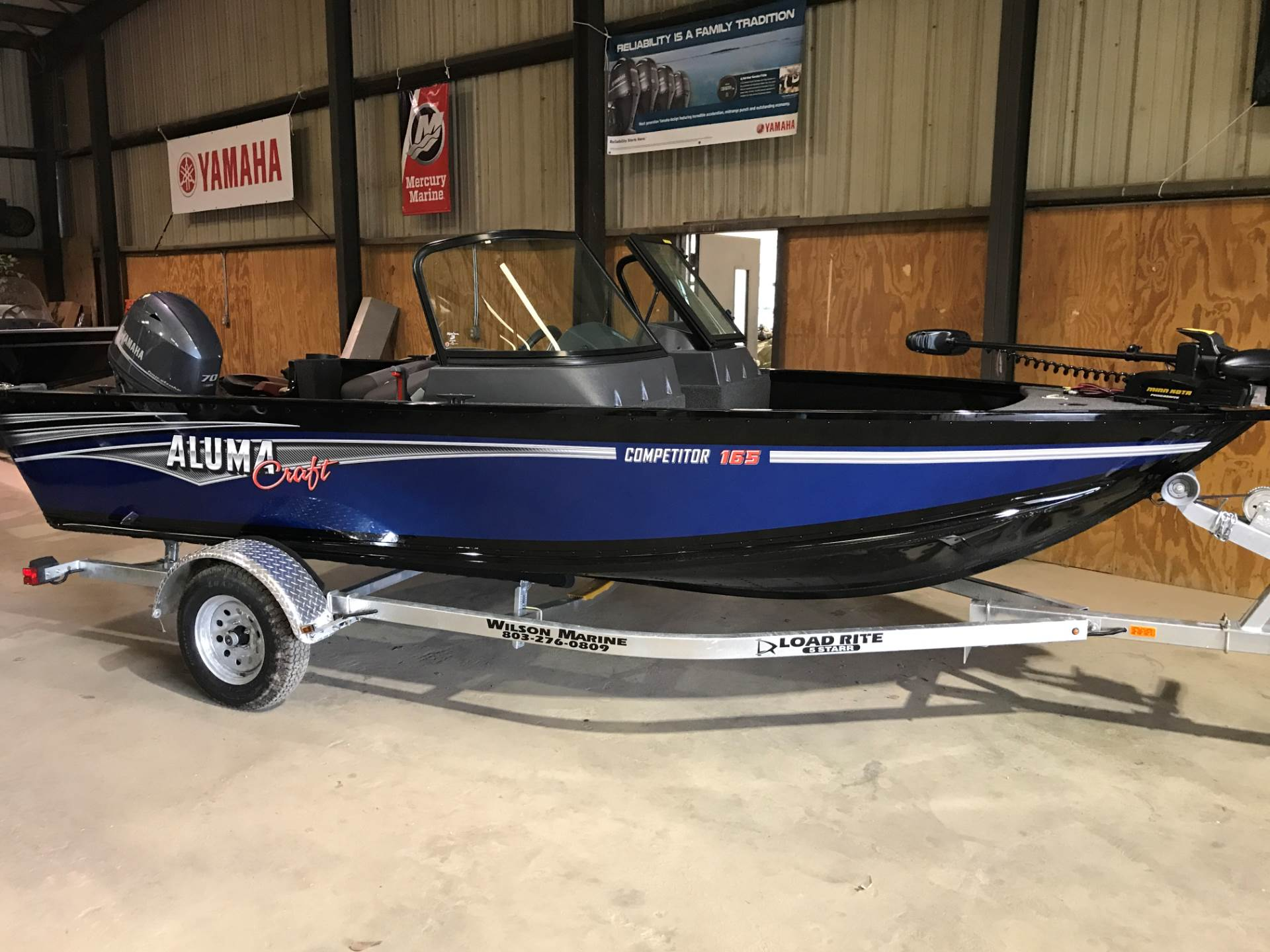 2017 Alumacraft Competitor 165 Sport in Newberry, South Carolina