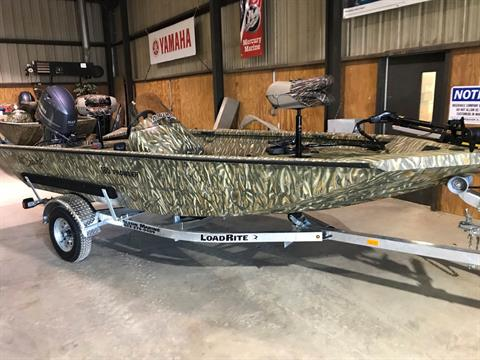 2018 Alumacraft Prowler 165 in Newberry, South Carolina