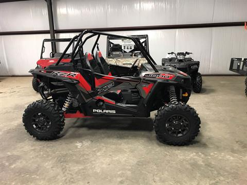 2017 Polaris RZR XP 1000 EPS in Newberry, South Carolina