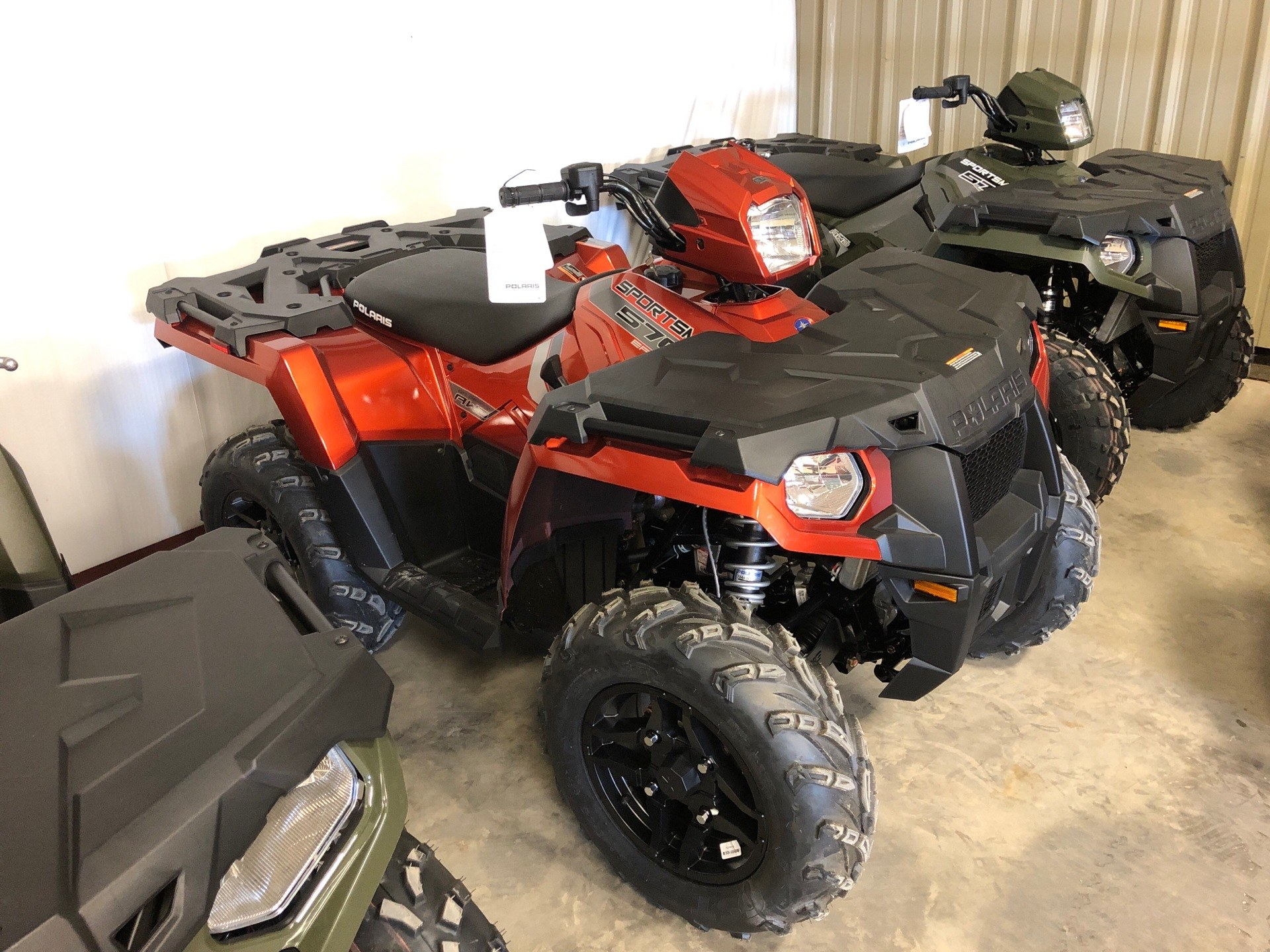 2020 Polaris Sportsman 570 Premium in Newberry, South Carolina - Photo 1