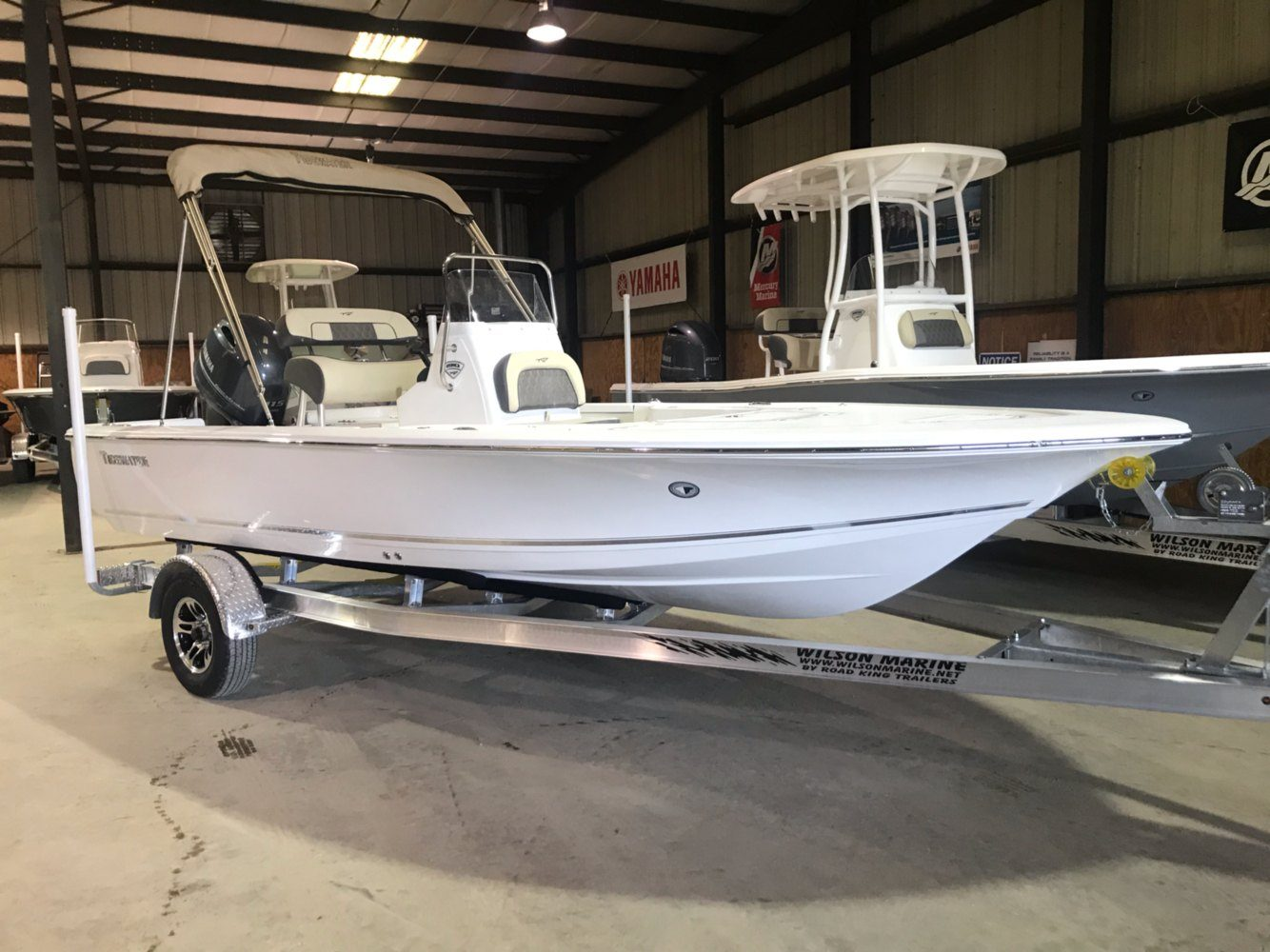 2019 TIDEWATER 1910 BAY MAX in Newberry, South Carolina - Photo 1