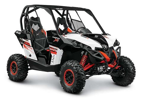2015 Can-Am Maverick™ X® rs DPS™ 1000R in Redding, California