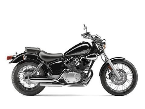2015 Yamaha V Star 250 in Redding, California