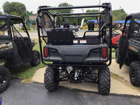 2021 Honda Pioneer 700-4 DLX in Sterling, Illinois - Photo 3