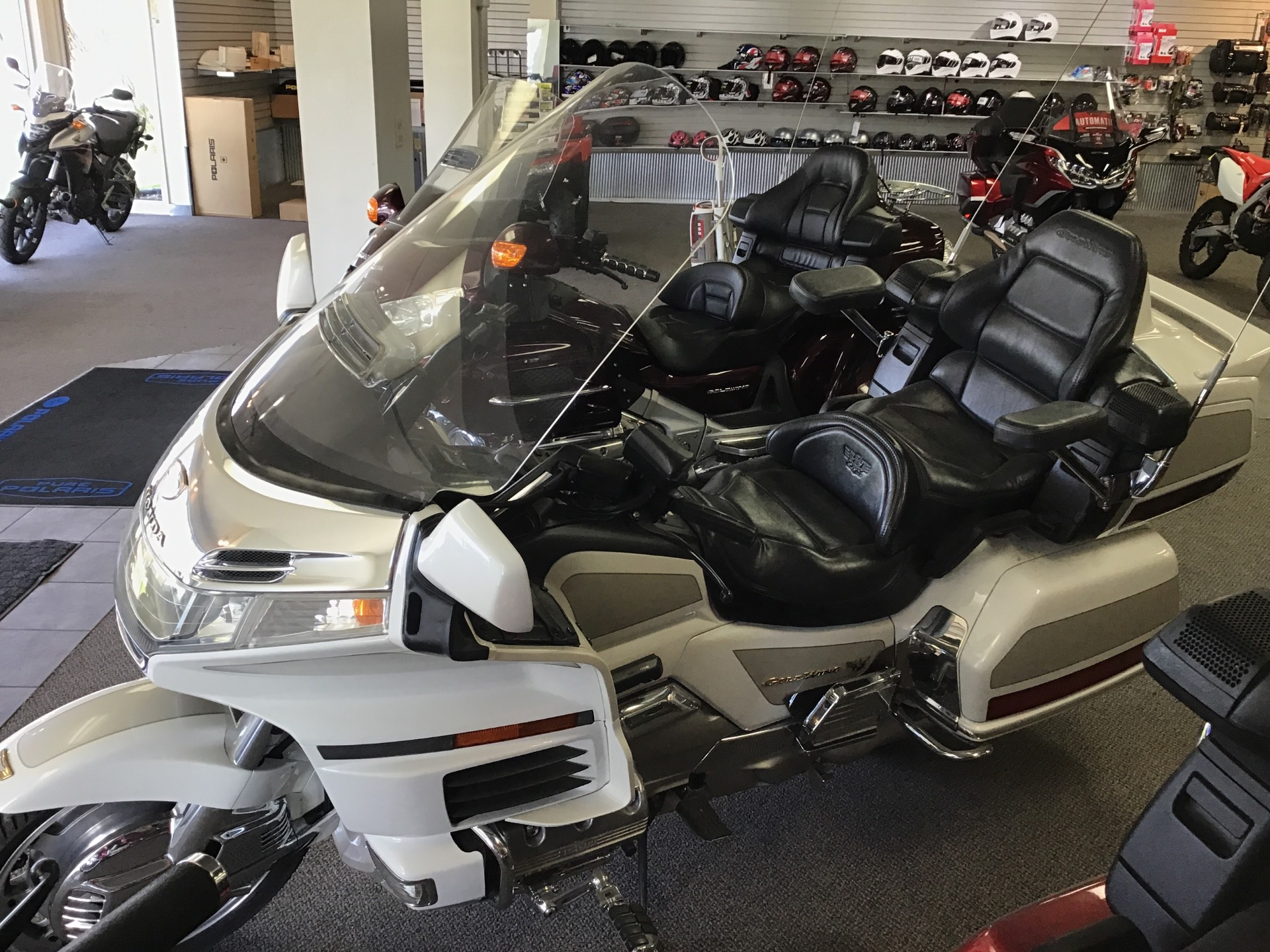 1999 Honda Goldwing GL1500 in Sterling, Illinois - Photo 2