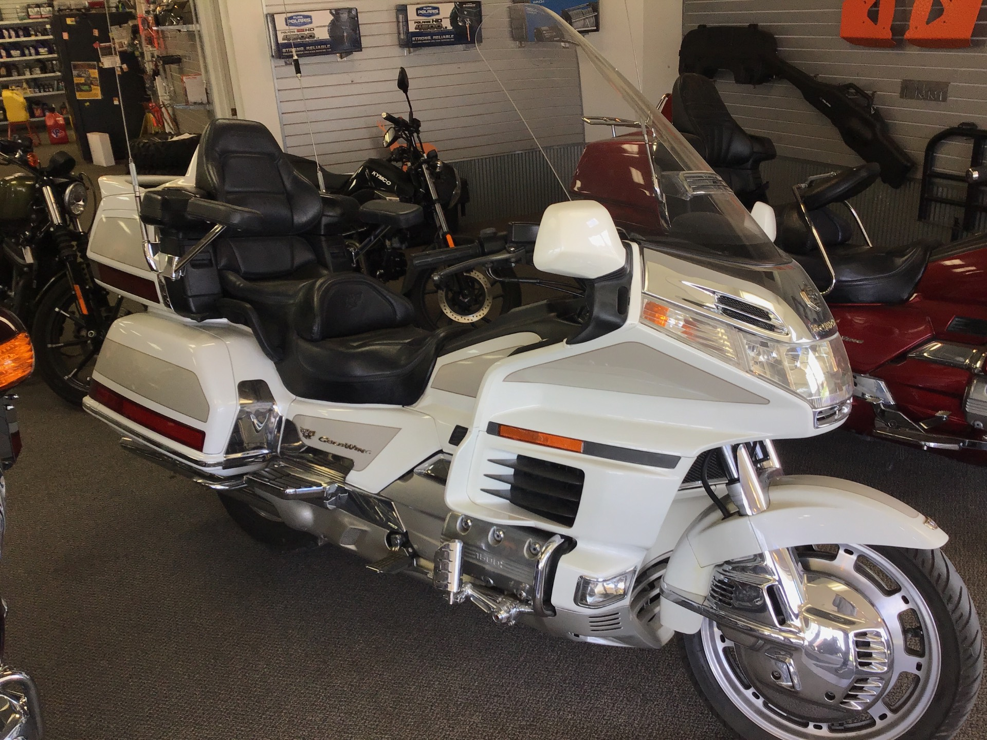 1999 Honda Goldwing GL1500 in Sterling, Illinois - Photo 3