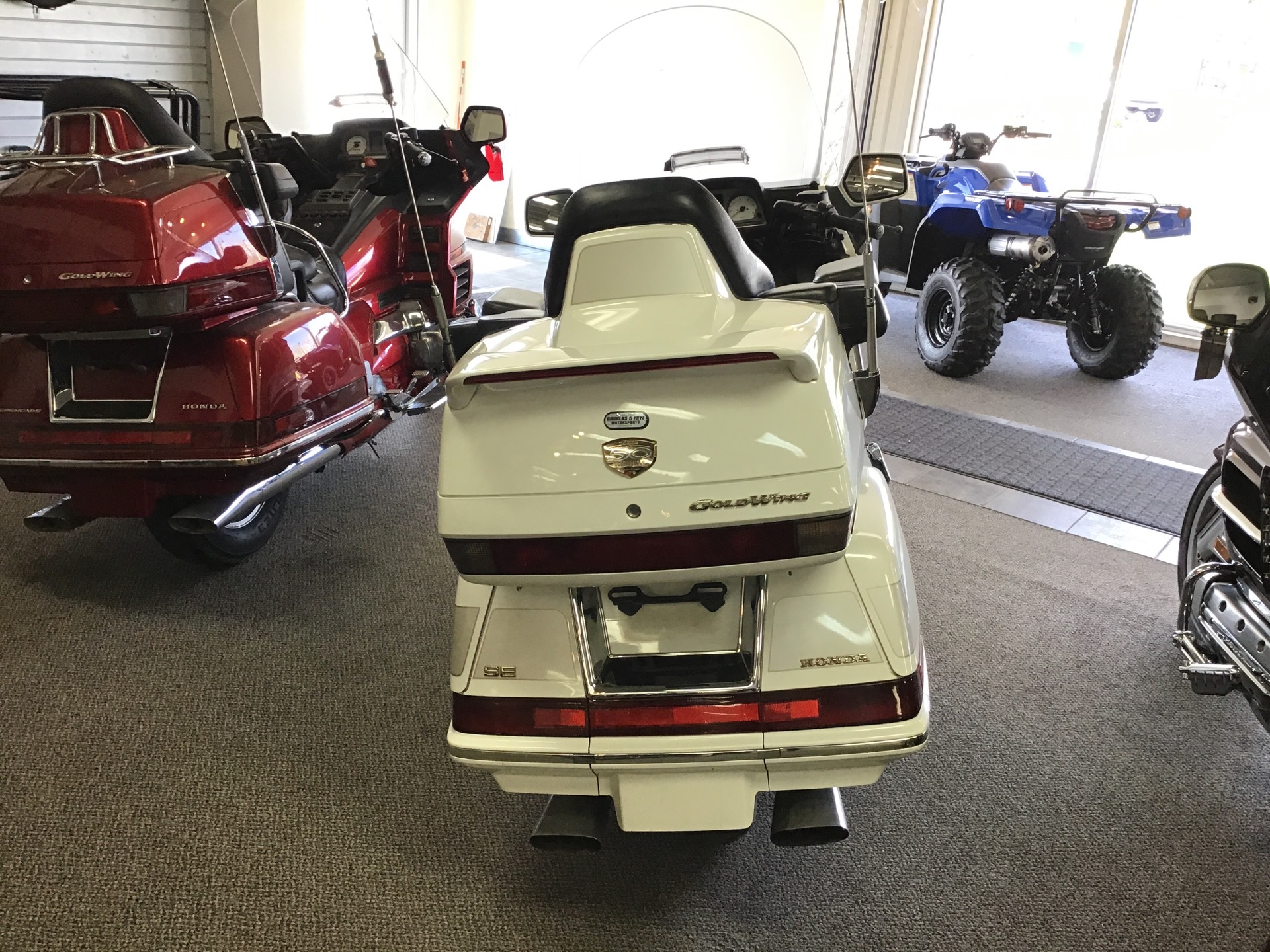 1999 Honda Goldwing GL1500 in Sterling, Illinois - Photo 4